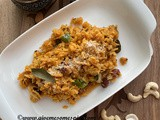 Sweet Potato khichedi ( sweet potato stir fry)