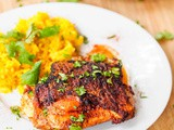 Crispy Paprika Honey Chicken Thighs {Gluten-Free, Dairy-Free} and a Giveaway