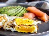 Eggs Over Hard and Differences Between Fried Eggs {Gluten-Free, Dairy-Free, Paleo, Keto}