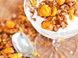 Gluten-Free Golden Berry Superfood Granola