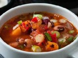 Mexican Chilli Bean Soup