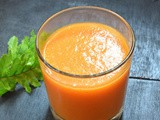 Papaya Milkshake | Breakfast Drink