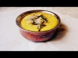 Ripe mango yogurt curry | Mambhazha Pulissery | Kerala recipe
