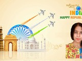 Best wishes for Indian Republic Day - Jai Hind