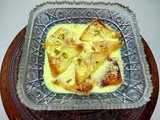 Shahi Tukda - a Royal Mughlai / Indian bread pudding