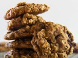 Oatmeal Molasses Raisin Cookies (World War ii Cookies)