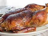 Whole Roasted Duck