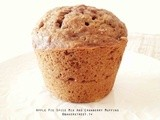 #MuffinMonday: Apple Pie Spice Mix and Cranberry Muffins