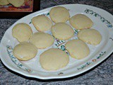 Glazed Italian Lemon Cookies