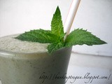 Ginger Mint Smoothie