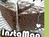 Chocolate Cake (Steamed)