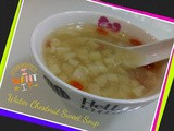 Water Chestnut Sweet Soup