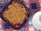 Berry Fruit Crisp