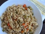 Crock Pot Chicken Fried Rice