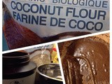 Delicious Gluten Free Coconut flour brownies
