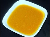 Chickpea and Roast Pumpkin Soup - Donna Hay