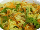 Turkey Pad Thai Salad