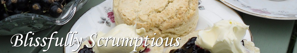 Very Good Recipes - Blissfully Scrumptious