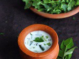 Neer Mor | Simple Spiced Buttermilk | Neer Moru