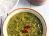 Palakura Pappu | Andhra Style Spinach Dal