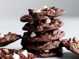 Triple Chip Chocolate Cookies