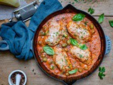 Creamy Italian Chicken in Tomato Sauce (Keto Recipe)