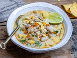 Creamy White Chicken Chili – Recipe Video