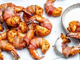 Keto Bacon Wrapped Shrimp Recipe