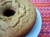 Banana Yogurt Cake for a Lunch Box Treat