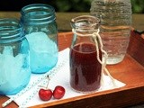 Cherry Mint Shrub