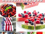 12 Low-Carb and Keto Red, White, and Blue Dessert Recipes