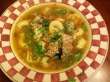 Food Star Friday - Chicken Noodle Soup