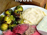Greek Style Beef Tenderloin Roast