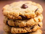 Low Carb Chocolate Chip Cookies (Sugar-Free and Gluten-Free)