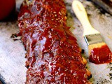 Roasted Strawberry bbq Sauce (Low Carb Version)