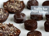 Healthy Raw Super Bonbons