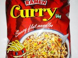 Top Ramen Curry Noodles