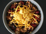 Instant Pot Turkey Chili + Cookie Dough For Kids Lunch