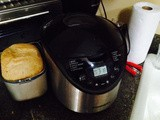 My bread machine and me