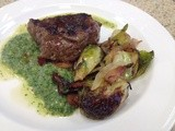 Recipe: Green Chimichurri Steak Sauce