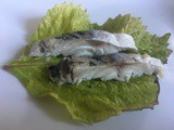 Recipe: Shime Saba (pickled sushi-style mackerel)