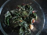Recipe: Wilted Kale Salad