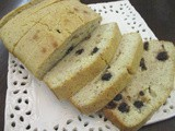 Blueberry-Lemon Snack Cake