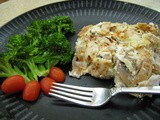 Sour Cream & Chive Chicken