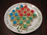 Sugar Cookie Mini Stars