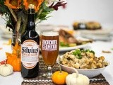 Apple Sage Stuffing with Belgian Pale Ale