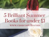 5 Brilliant Summer Books for less than £1