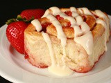 Strawberry Orange Rolls