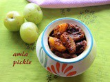 Amla pickle/amla achar – How to prepare instant amla pickle/gooseberry pickle – pickle recipes