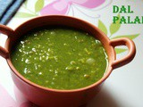 Dal palak recipe – How to make dal palak (spinach dal) recipes – vegetarian recipes